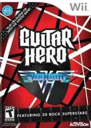Descargar Guitar Hero Van Halen [MULTI5][WII-Scrubber] por Torrent